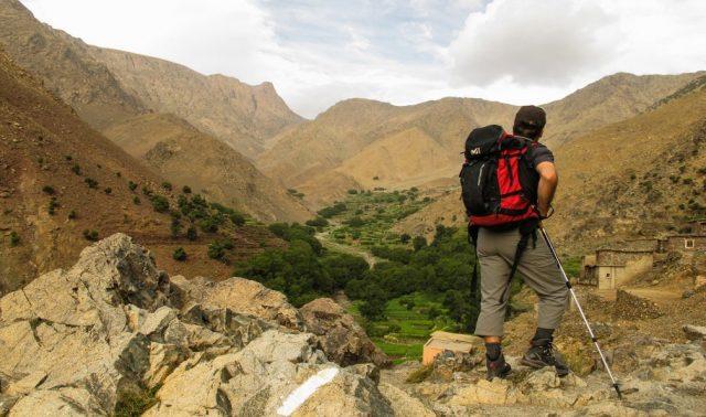 Un trekking à la conquête du mont Toubkal