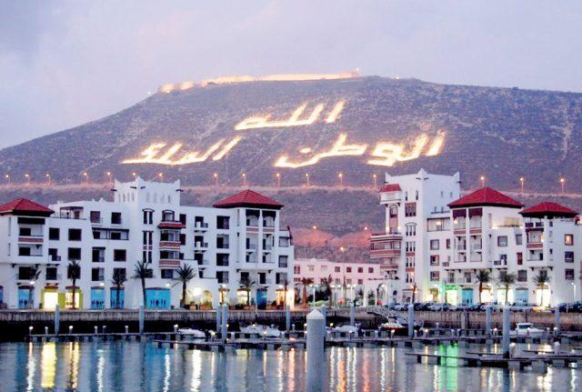 Tourisme au Maroc, réservation voiture Agadir