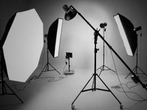 Pourquoi louer un studio photo ?