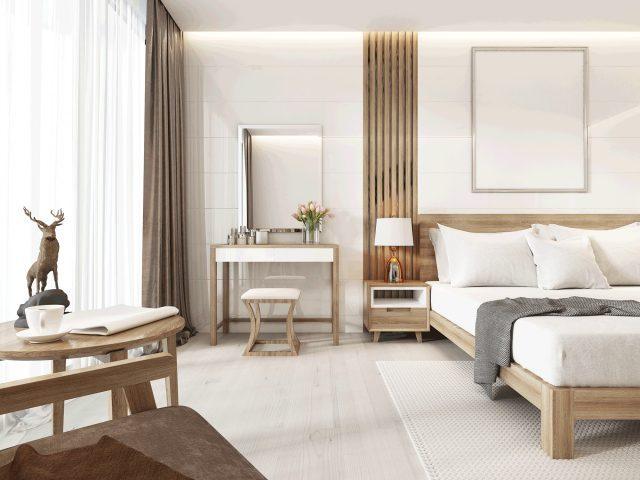 Comment créer une chambre à la décoration douce et scandinave